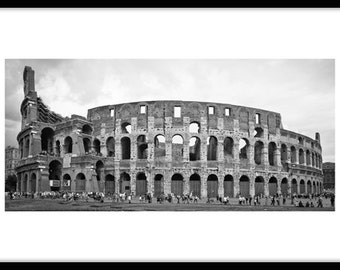 Italy Series - Coliseum Rome