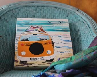 WESTY VW Kombi Van Painting