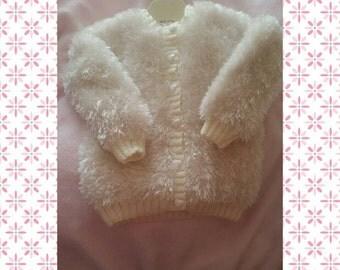 Eskimo fur Cardigans