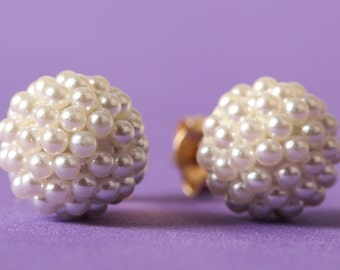 GIRLS Mini Pearl EARRINGS