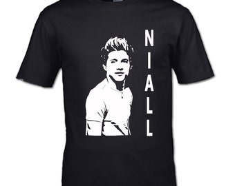 Niall Horan T-Shirt one direction harry styles liam payne louis tomlinson boyband