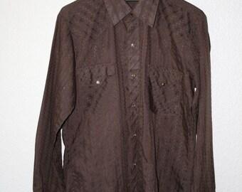 Vintage Tem-Tex Westernwear shirt