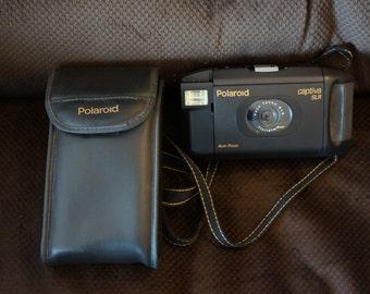 Polaroid Captiva SLR Camera with case