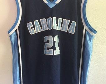 Vintage Carolina '21' Jersey