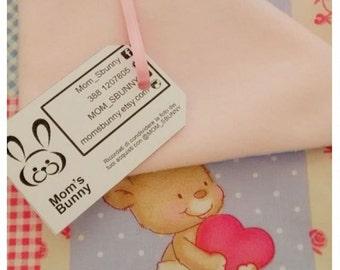 Soft cotton fleece cover