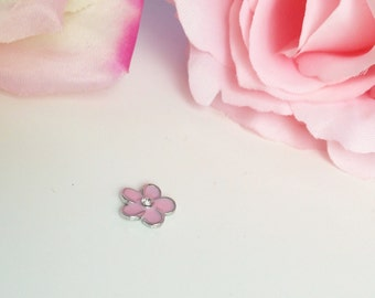 Floating Charm pink flower