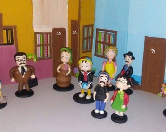 El chavo cake topper/ party favor