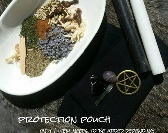 protection mojo bag / pouch