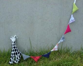 Giraffe  Garland