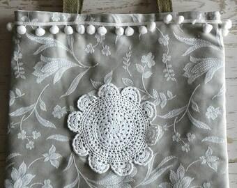 Bag fabric mattress