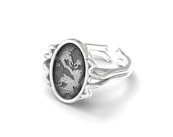 Paeonia Ring