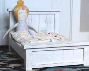 Doll Farmhouse Bed