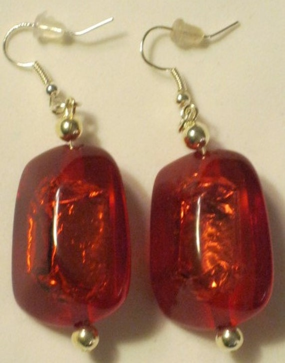 Unique Red Plastic Drop Handmade Earrings. 20 Carat Emerald. Certified Emerald. Double Emerald. Zumrud Emerald. Eight Carat Emerald. Graff Emerald. Cross Emerald. Neon Green Emerald