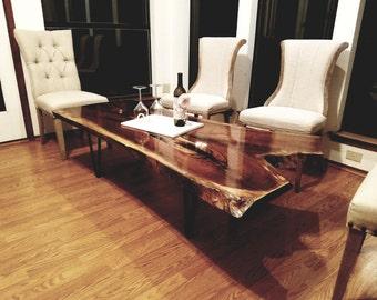 Modern Industrial Coffe Table