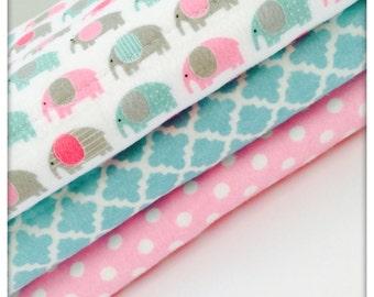 Burp Cloth Set- Burp cloth- Baby shower gift- Nursery