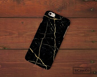 Black Marble Phone Case. For iPhone Case, Samsung Case, LG Case, Nokia Case, Blackberry Case and More!