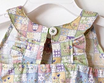 Baby Girls Easter Dress 0-3 Months