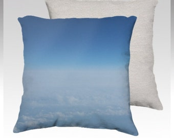 "Cover cushion 22 ""X 22"" sky and clouds"