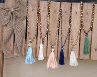 Charmed Tassel Collection