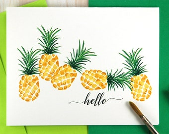 Pineapple wedding | Etsy