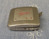 Vintage Art Deco Compact with Mirror for Dubarry Cosmetics, by Richard Hudnut