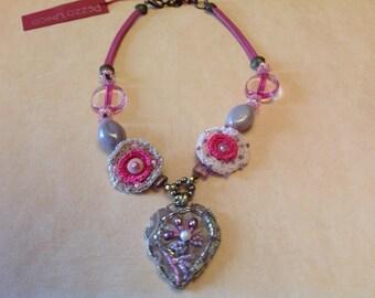 Romantic necklace art. 62