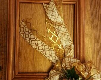 Christmas variation wreath