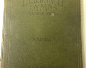 1929 Hymnal
