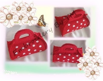 Lace box red-FSL