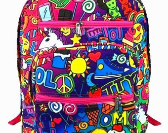 Awesome Sauce Personalized Backpack