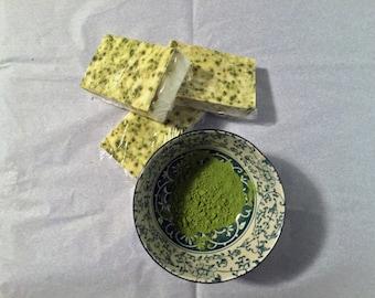Matcha Green Tea Goat's Milk Soap