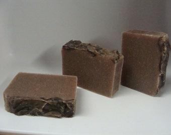 Cin-A-Man Handmade Bar Soap