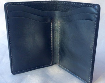 No Fuss four pocket Cash & Card wallet