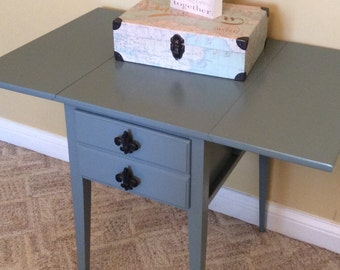 Painted Accent Table