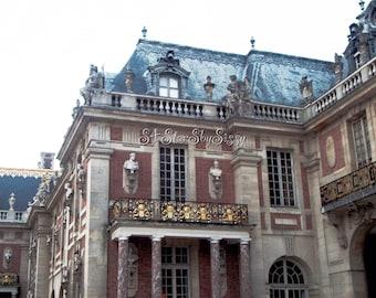 Paris Photography. Palace of Versailles. Château de Versailles. Architecture Photography.Travel photography.France.Fine Art Giclee. Wall Art