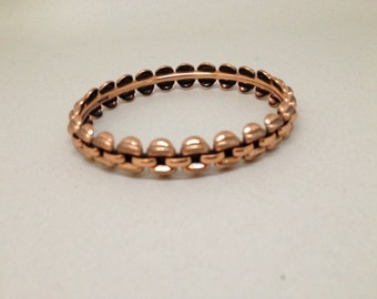 Renoir Copper Bangle Bracelet