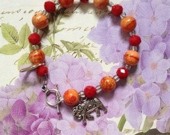 Ascended Master Ganesha Attuned Bracelet
