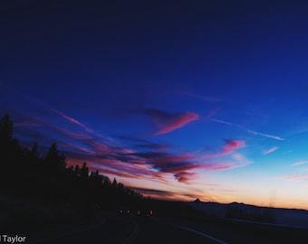 Mountain Sunset Drive