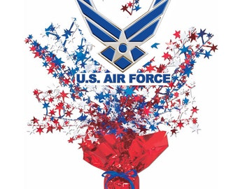 Air force party etsy for Air force decoration