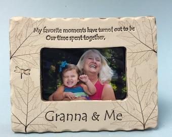 Granna Frame, Granna gift, best Granna gift