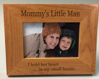 Mommy's Little Man Frame
