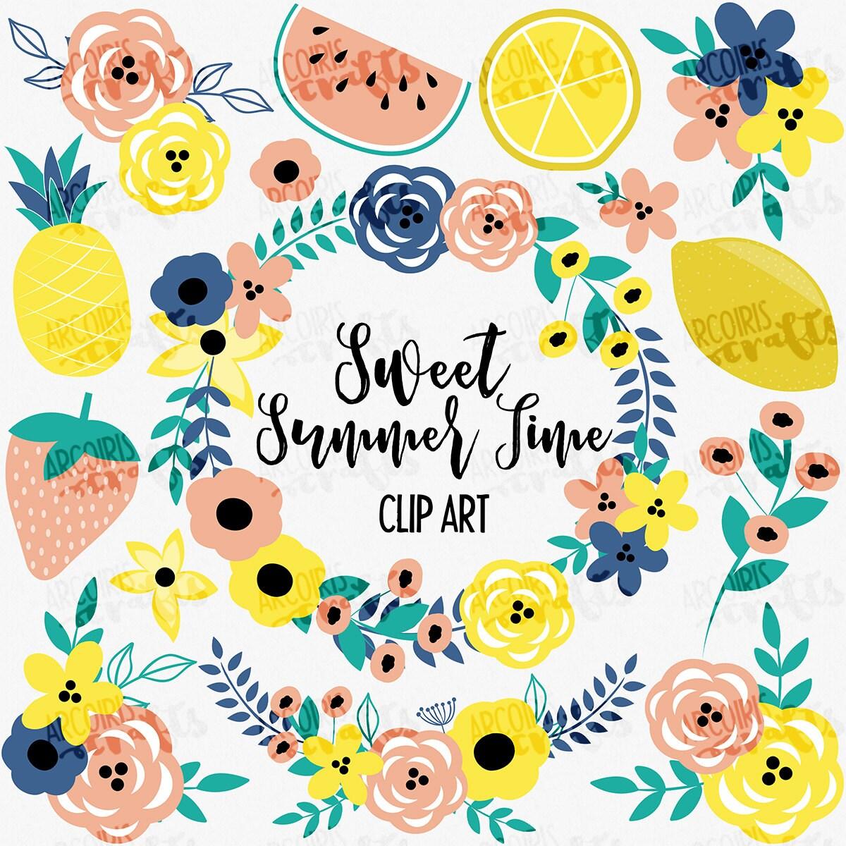 summer clipart etsy - photo #44