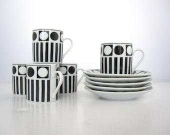 Coffee Set Inspiration Verner Panton 1990