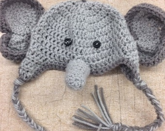 George the Elephant hat