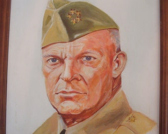 WWII General Eisenhower