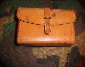 WWII Boyt 1943 BAR Leather Tool pouch