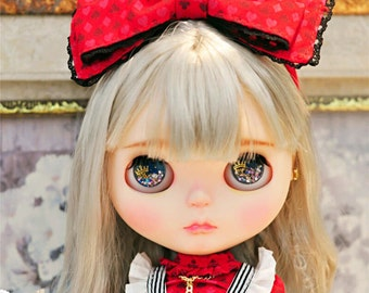 "OOAK custom blythe doll ""Alice"" (Display Only)"