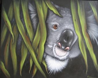 Kuddly Koala E-Pattern
