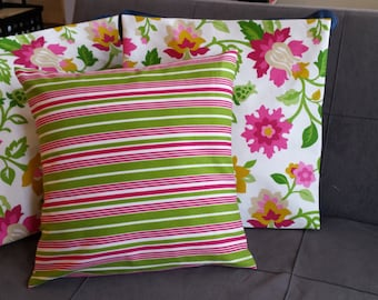 "Pillow Covers  16"" x 16"""
