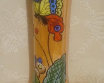 Noritake Butterfly Vase